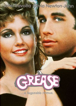Grease 1. (1DVD) (szinkron)