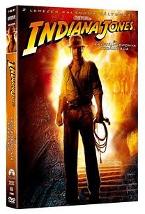 Indiana Jones 4. - A Kristálykoponya királysága (2DVD) (extra változat)