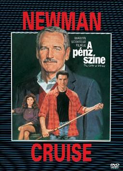 Pénz színe, A (1DVD) (Paul Newman - Tom Cruise) (Oscar-díj)