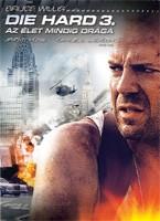 Die Hard 3. - Az élet mindig drága (1DVD) ( használt, karcos )