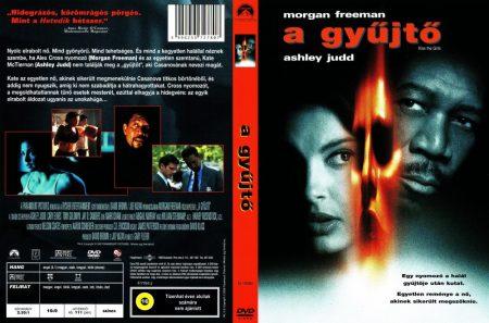 Gyűjtő, A (1997 - Kiss The Girls) (1DVD) (Morgan Freeman - Ashley Judd) (szinkron)