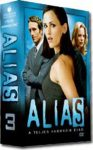 Alias 3. évad (6DVD box)