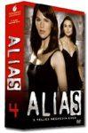 Alias 4. évad (6DVD box)