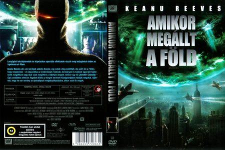 Amikor megállt a Föld (2008) (1DVD) (Keanu Reeves)