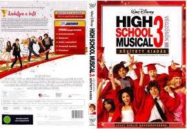 High School Musical 3. - Végzősök (bővített változat) (1DVD) (2008)