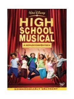 High School Musical 1.-A reflektorfényben (1DVD) (Disney) ( Zac Efron) (Vanessa Hudgens)