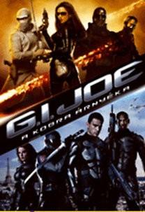 G.I. Joe 1. - A Kobra árnyéka (1DVD)