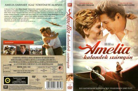 Amelia - Kalandok szárnyán (1DVD) (Amelia Earhart életrajzi film)