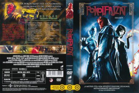 Hellboy 1. / Pokolfajzat 1. (1DVD) (Intercom kiadás)