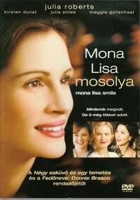 Mona Lisa mosolya (1DVD)