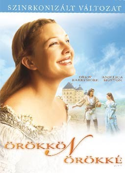 Örökkön örökké (1998 - Evan After) (1DVD) (Drew Barrymore)