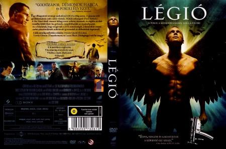 Légió (1DVD)