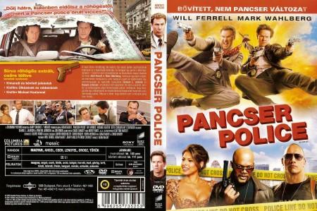 Pancser Police (1DVD) (Will Ferrell - Mark Wahlberg) (mozi és bővített változat)