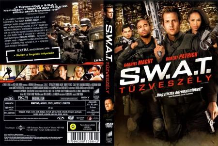 S.W.A.T. 2. - Tűzveszély (1DVD)