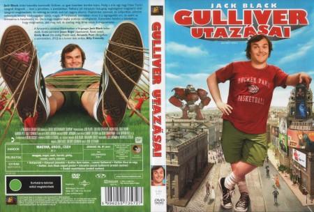 Gulliver utazásai (2010) (1DVD) (Jack Black)