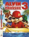 Alvin és a mókusok 3. (1DVD) (Alvin and the Chipmunks: Chipwrecked, 2011)