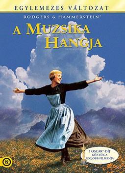 Muzsika hangja, A (1965 - The Sound Of Music) (1DVD) (Oscar-díj) (Intercom kiadás)