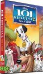 101 kiskutya 2. - Paca és Agyar (1DVD) (rajzfilm) (Disney)