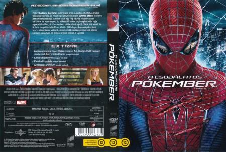 Csodálatos Pókember 1., A (1DVD) (Marvel)
