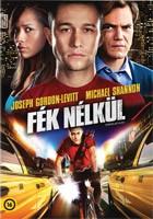 Fék nélkül (2012 - Premium Rush) (1DVD) (Joseph Gordon-Levitt)