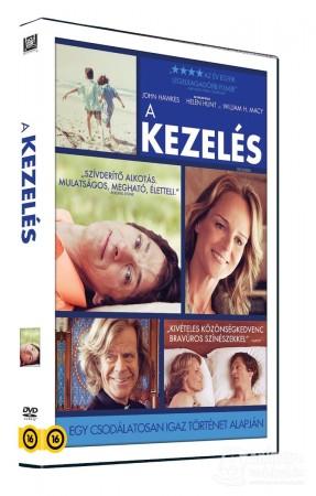 Kezelés, A (2012 - The Sessions) (1DVD) (John Hawkes - Helen Hunt)