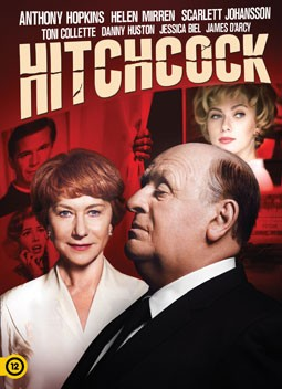 Hitchcock (2012) (1DVD) (Anthony Hopkins) (Alfred Hitchcock életrajzi film)