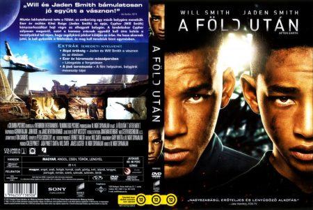 Föld után, A (1DVD) (Will Smith - Jaden Smith) /használt, karcos/