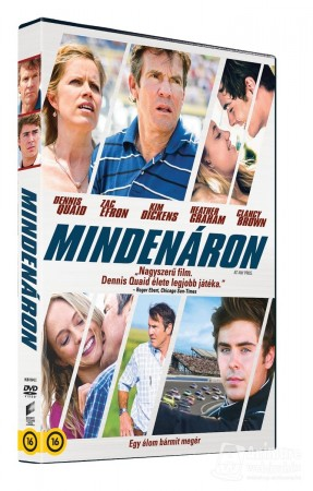 Mindenáron (2012 - At Any Price) (1DVD) (Dennis Quaid)