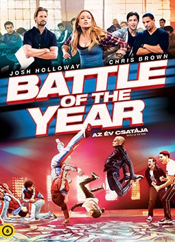Battle Of The Year - Az év csatája (1DVD)