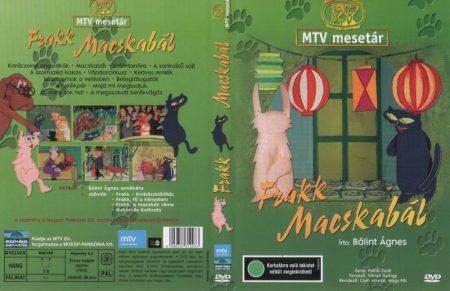 Frakk - Macskabál (1DVD) (Mokép kiadás)