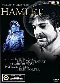 Hamlet (1979) (1DVD) (Derek Jacobi - William Shakespeare) (BBC)
