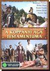 Koppányi Aga testamentuma, A (1DVD) (Mokép kiadás) (minimálisan használt példány / kicsit ázott borító)