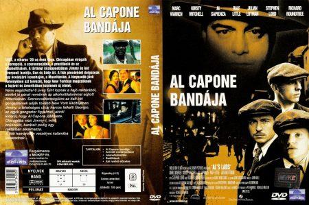Al Capone bandája (1DVD) (Mokép kiadás) /használt, karcos/
