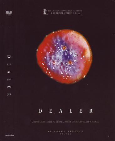 Dealer (2 DVD) (Fliegauf Benedek filmje, 2004) (kétlemezes extra változat) / tékás
