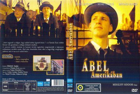 Ábel Amerikában (1DVD) (Mokép kiadás)