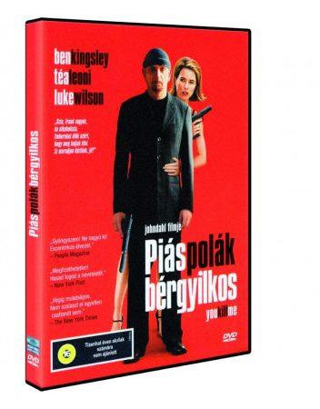 Piás polák bérgyilkos (1DVD) (2007) (Téa Leoni) /kissé karcos példány/