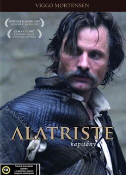 Alatriste kapitány (1DVD)