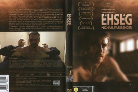 Éhség (2008 - Hunger) (1DVD) (Michael Fassbender)