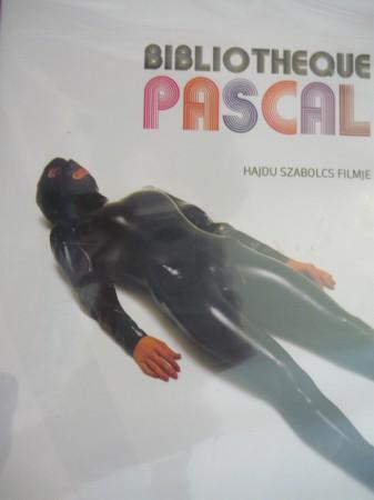 Bibliotheque Pascal (1DVD) (Hajdu Szabolcs) (+angol felirat)