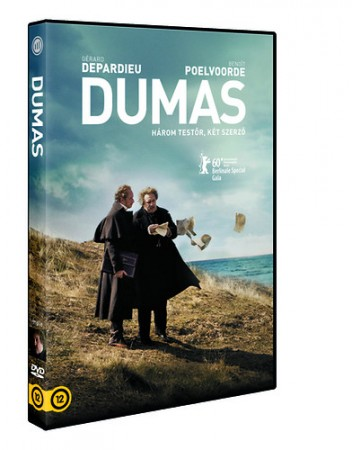 Dumas (1DVD) (Alexandre Dumas életrajzi film)