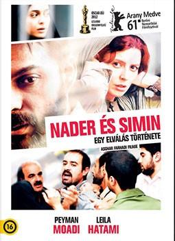 Nader és Simin - Egy elválás története (1DVD) (Oscar-díj)