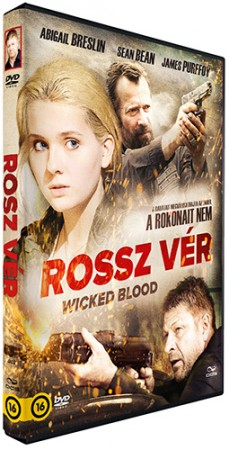 Rossz vér (2014 - Wicked Blood) (1DVD) (Sean Bean)