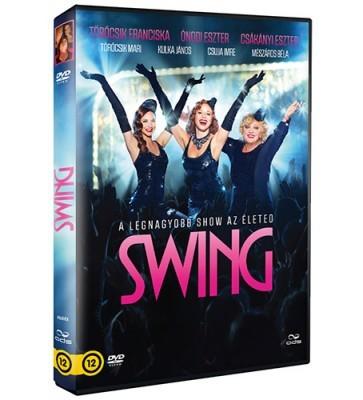 Swing (2014) (1DVD) (Fazekas Csaba) (angol felirat)