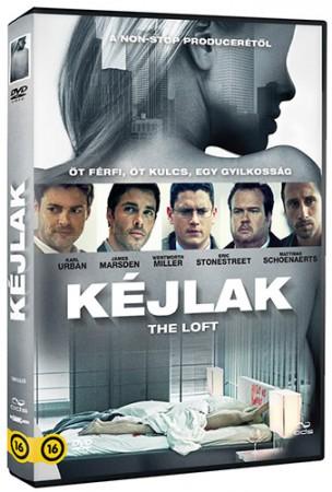 Kéjlak (2014 - The Loft) (1DVD) (Karl Urban)
