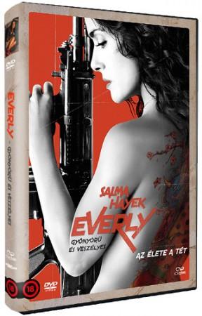 Everly - Gyönyörű és veszélyes (1DVD) (Salma Hayek)