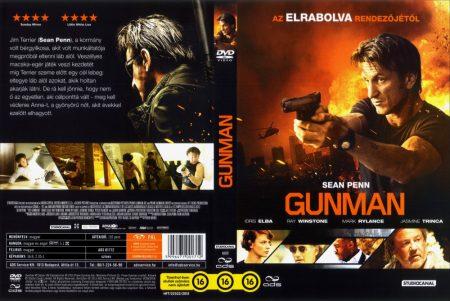 Gunman (1DVD) (Sean Penn)