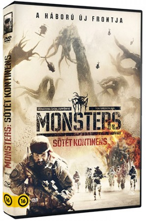 Monsters 2. - Sötét kontinens (1DVD)