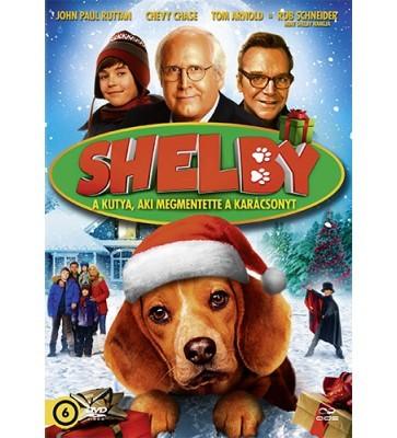 Shelby - A kutya, aki megmentette a Karácsonyt (1DVD)