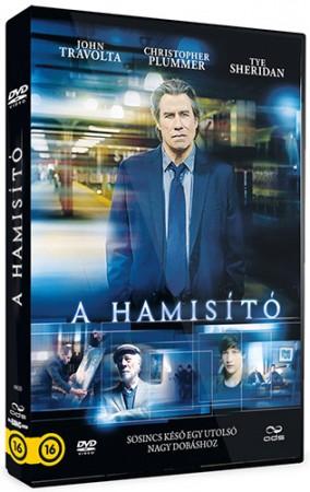 Hamisító, A (2014 - The Forger) (1DVD) (John Travolta)