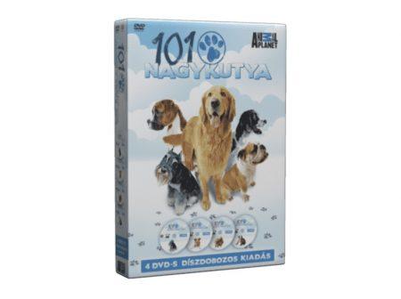 101 nagykutya - díszdoboz (4DVD) (2012)